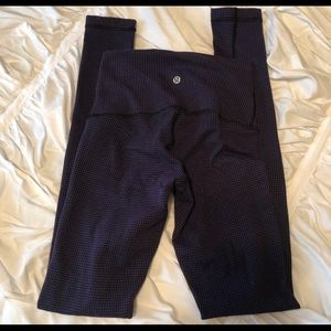 Lululemon leggings (knit)